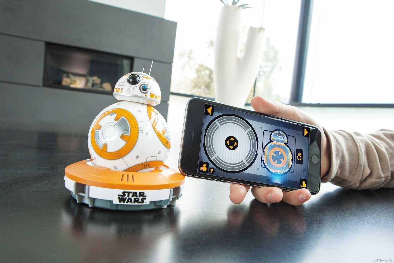 Remote Control BB-8 Smartphone