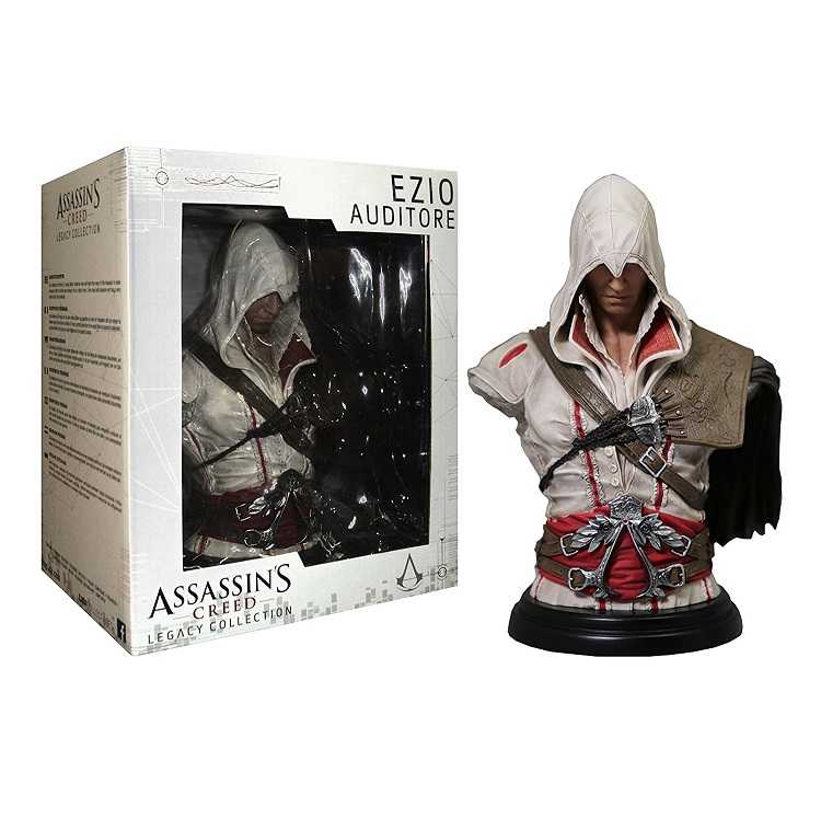 Busto legacy collection ezio auditore