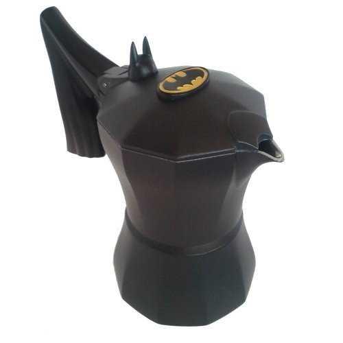 Cafetera italiana Batman