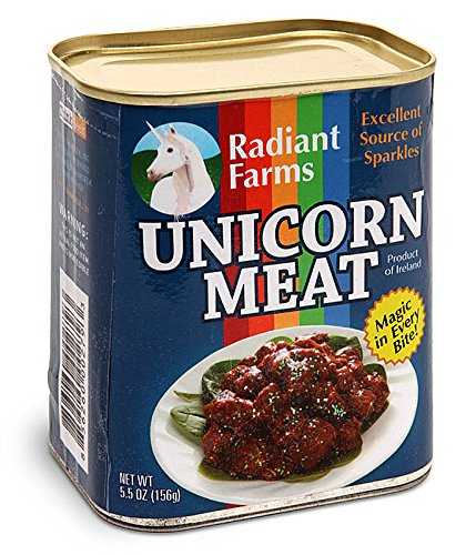 Embase de Carne de unicornio