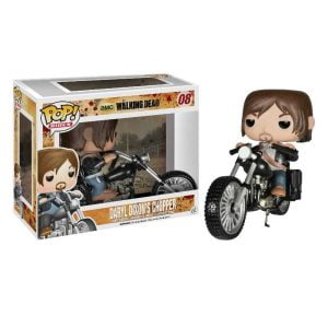 Funko Pop Daryl Dixon's Chopper