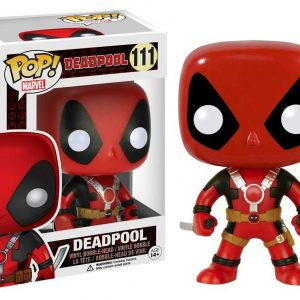 Figura coleccionable Pop de Deadpool