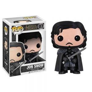 figura coleccionable Jon Snow Juego de Tronos