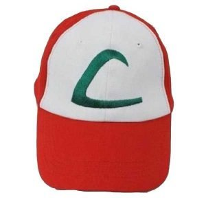 Replica gorra Ash de pokemon