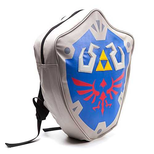 Mochila escudo hylian the legend of zelda