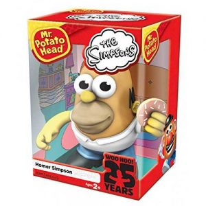 Figura Mr Potato Homer Simpson de Hasbro