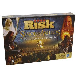risk edicion the lord of the rings