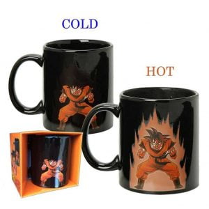 Taza Heat sensitive de Son Goku
