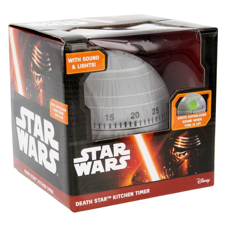 Temporizador de cocina Death Star