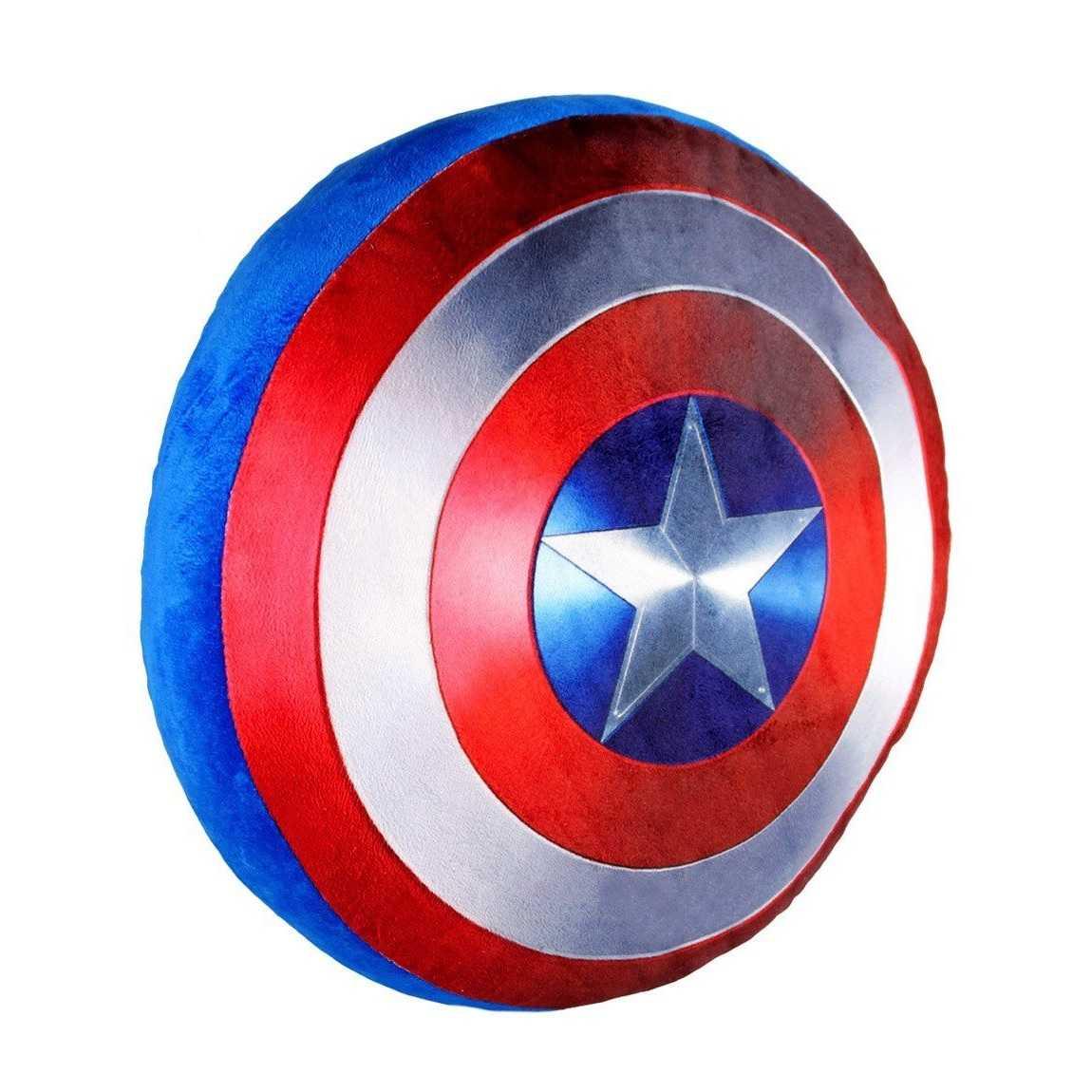 Cojin escudo Capitan America  Tienda Friki Online