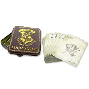 cartas harry potter con estuche metálico