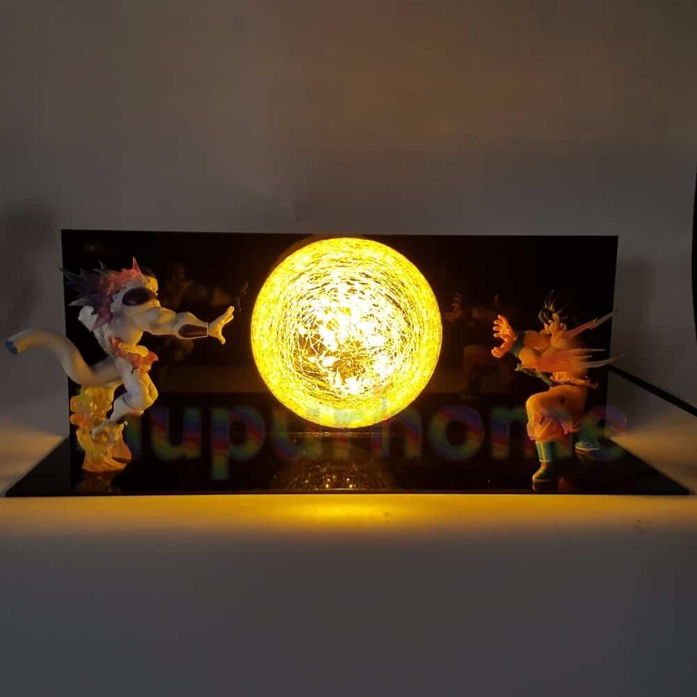 Comprar L 225 Mpara Freezer Vs Goku Tienda Friki Online