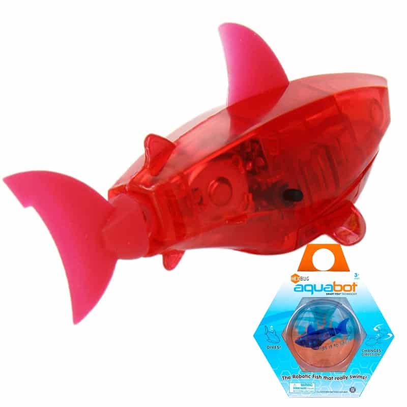 Aquabot pez robot