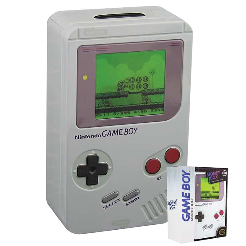 Hucha Game boy Money Box