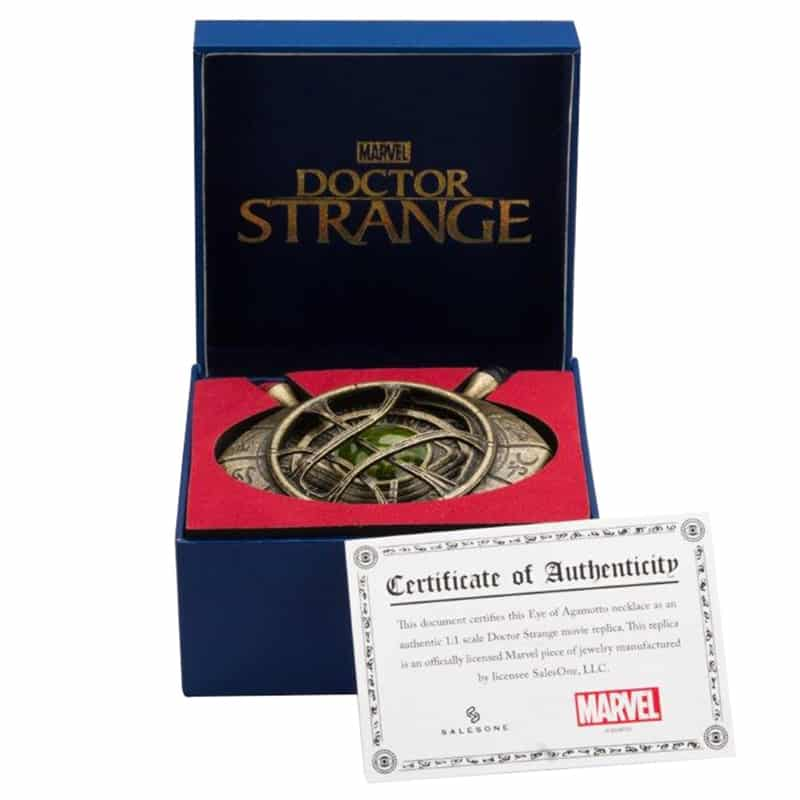 replica collar Dr Strange