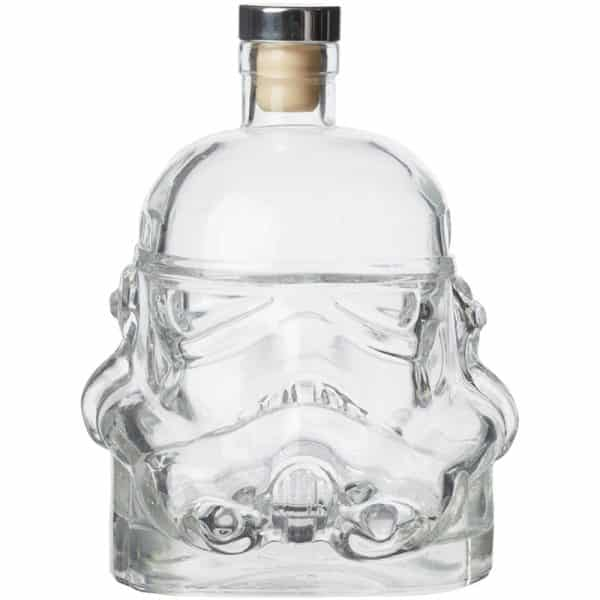 Recipiente de Cristal Stormtrooper Star Wars