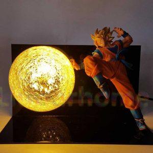 Lampra Goku Kamehameha