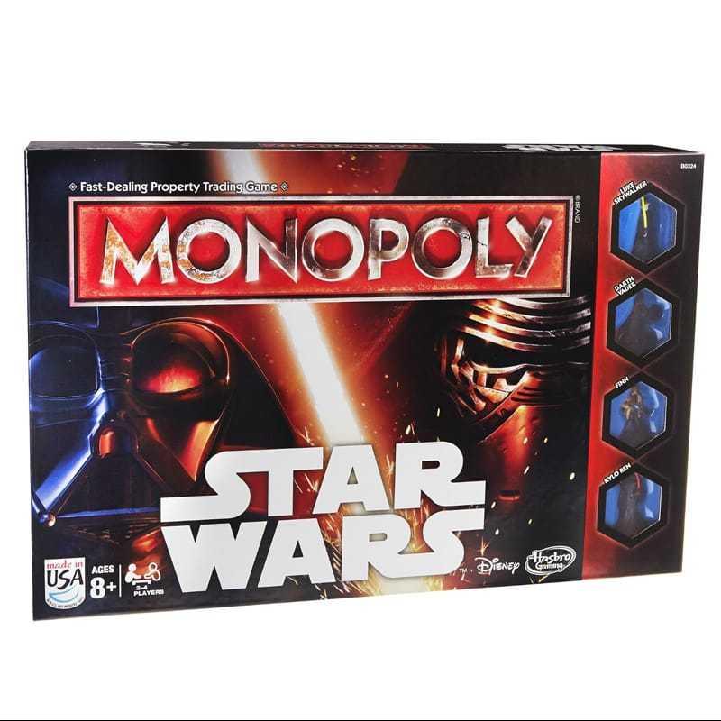 Monopoly versión Star Wars