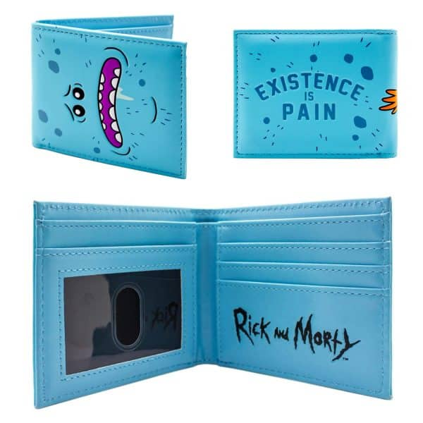 Cartera Rick & Morty - Existence is Pain