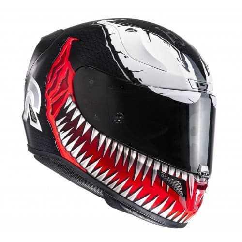 casco para motocicleta venom