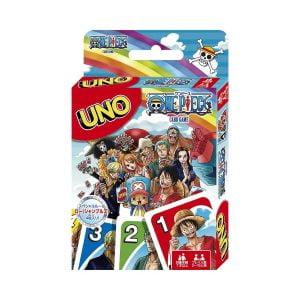 UNO versión One Piece