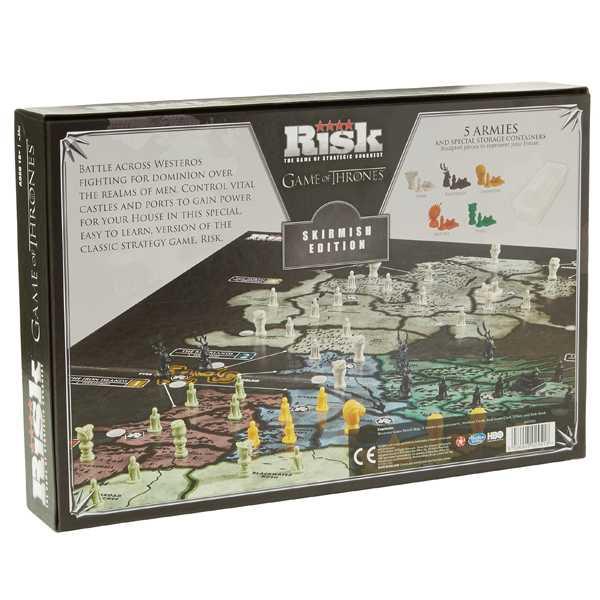 risk game of thrones juego de mesa