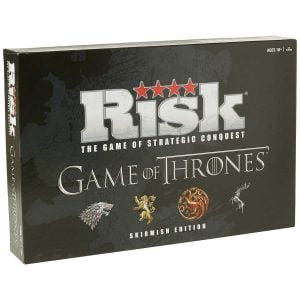 juego de mesa risk game of thrones