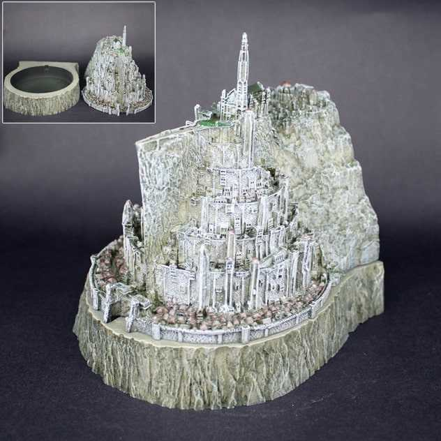 Cenicero Minas Tirith - The Lord Of The Rings