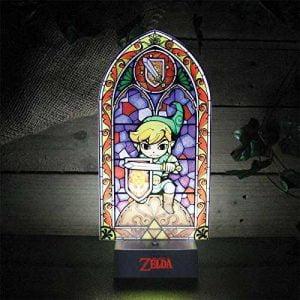 Lámpara mesita de noche The Legend of Zelda