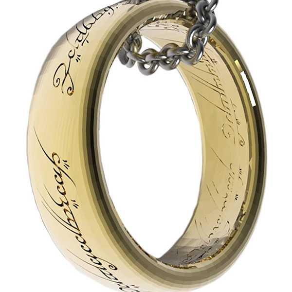 llavero replic aanillo frodo el señor de los anillos