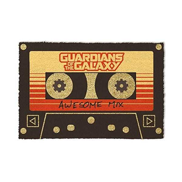 Felpudo entrada Awesome Mix Guardians of the Galaxy