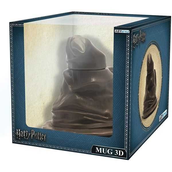 taza 3d harry potter sombrero