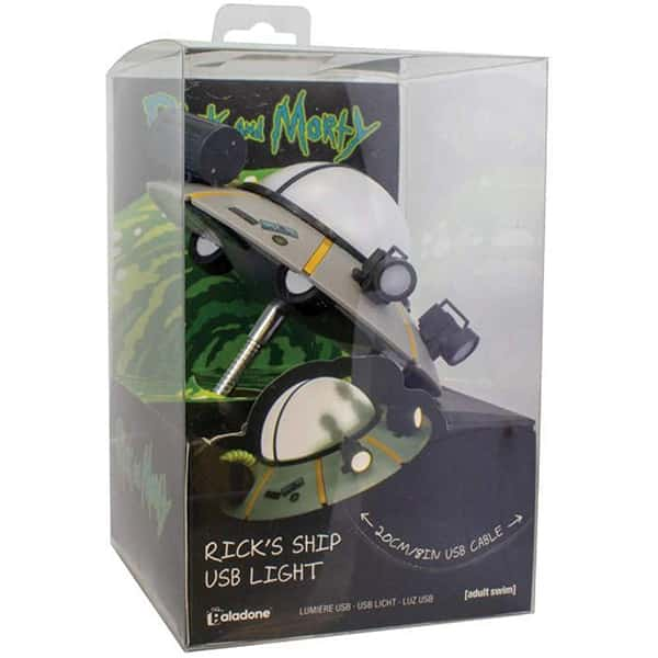 USB Lamp Ryck & Morty Ship