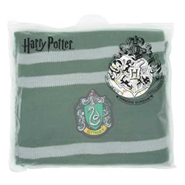 compra bufanda slytherin oficial de harry potter