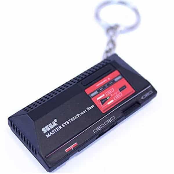sega master system keychain