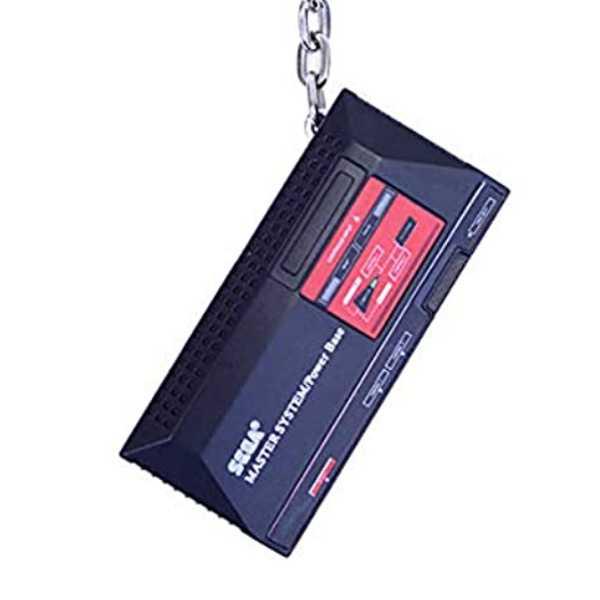 replica en formato llavero de la consola sega master system
