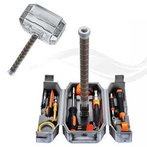 caja herramientas mjolnir