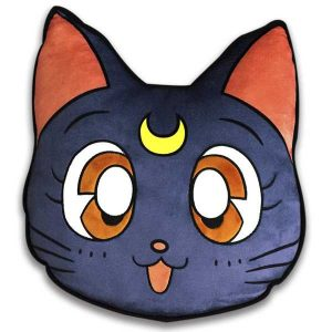 cojin gato sailor moon