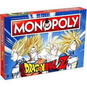 monopoly bola de dragon juego de mesa
