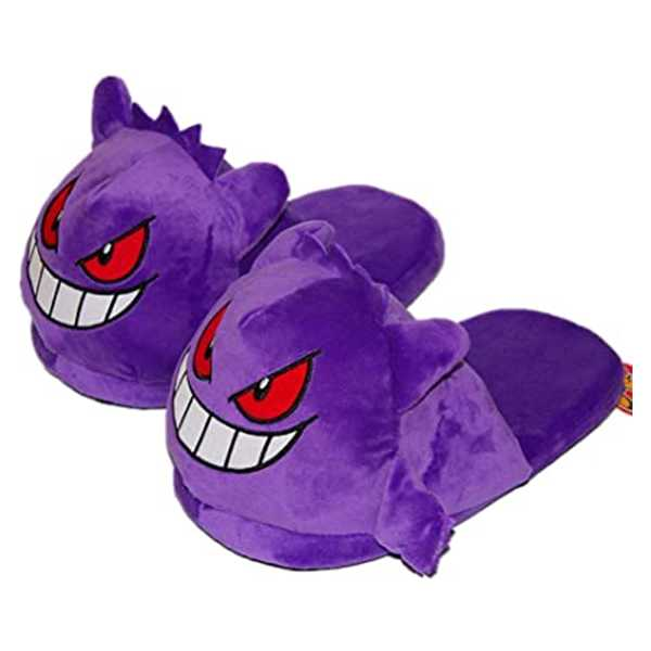 zapatillas estar por casa pokemon gengar