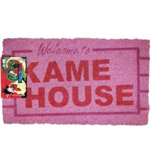 felpudo entradbola de dragon welcome to kame house