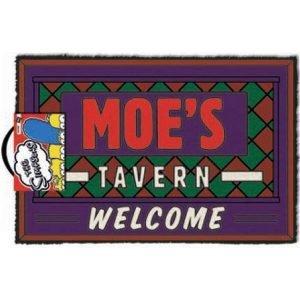 felpudo entrada moe's tavern simpsons