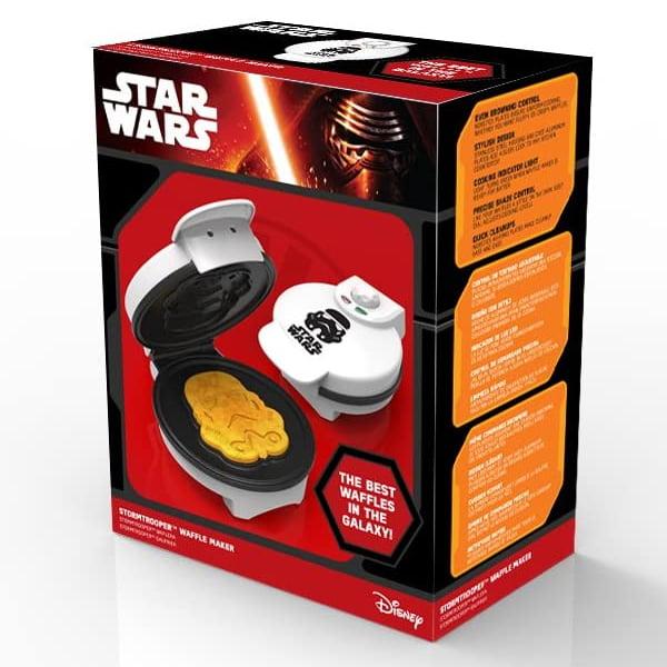 maquina para gofres stormtrooper star wars
