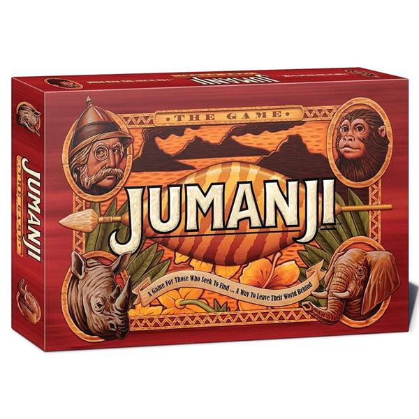 jumanji en español juego de mesa