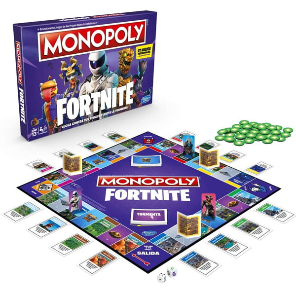 monopoly version survival fortnite