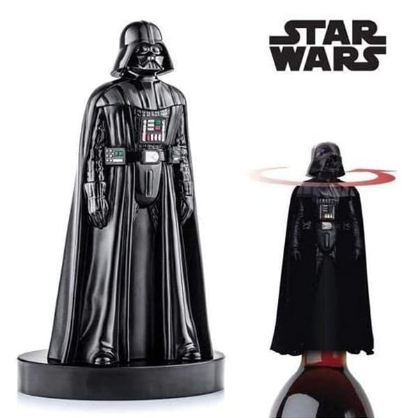 abridor botella vino darth vader star wars
