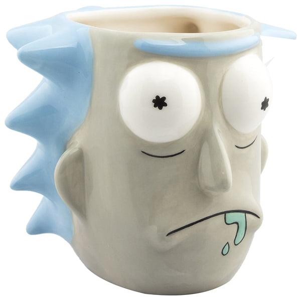 3d mug rick sanchez
