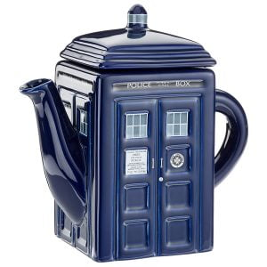 tetera doctor who