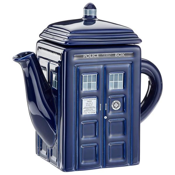 tetera doctor who