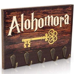 cuelga llaves alohomora